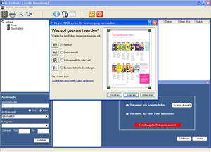 Freeware Dokumentenmanagementsoftware Paperarchiver